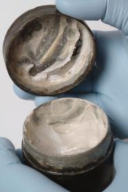 Ancient Roman face cream