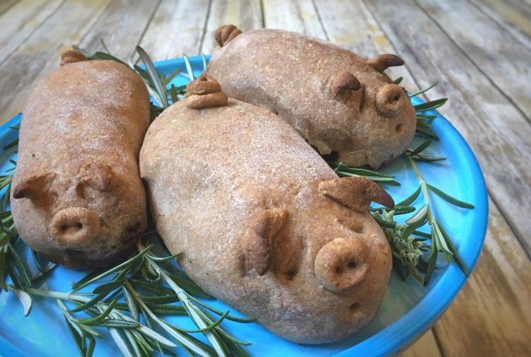 Vatia's Piglets in Pastry