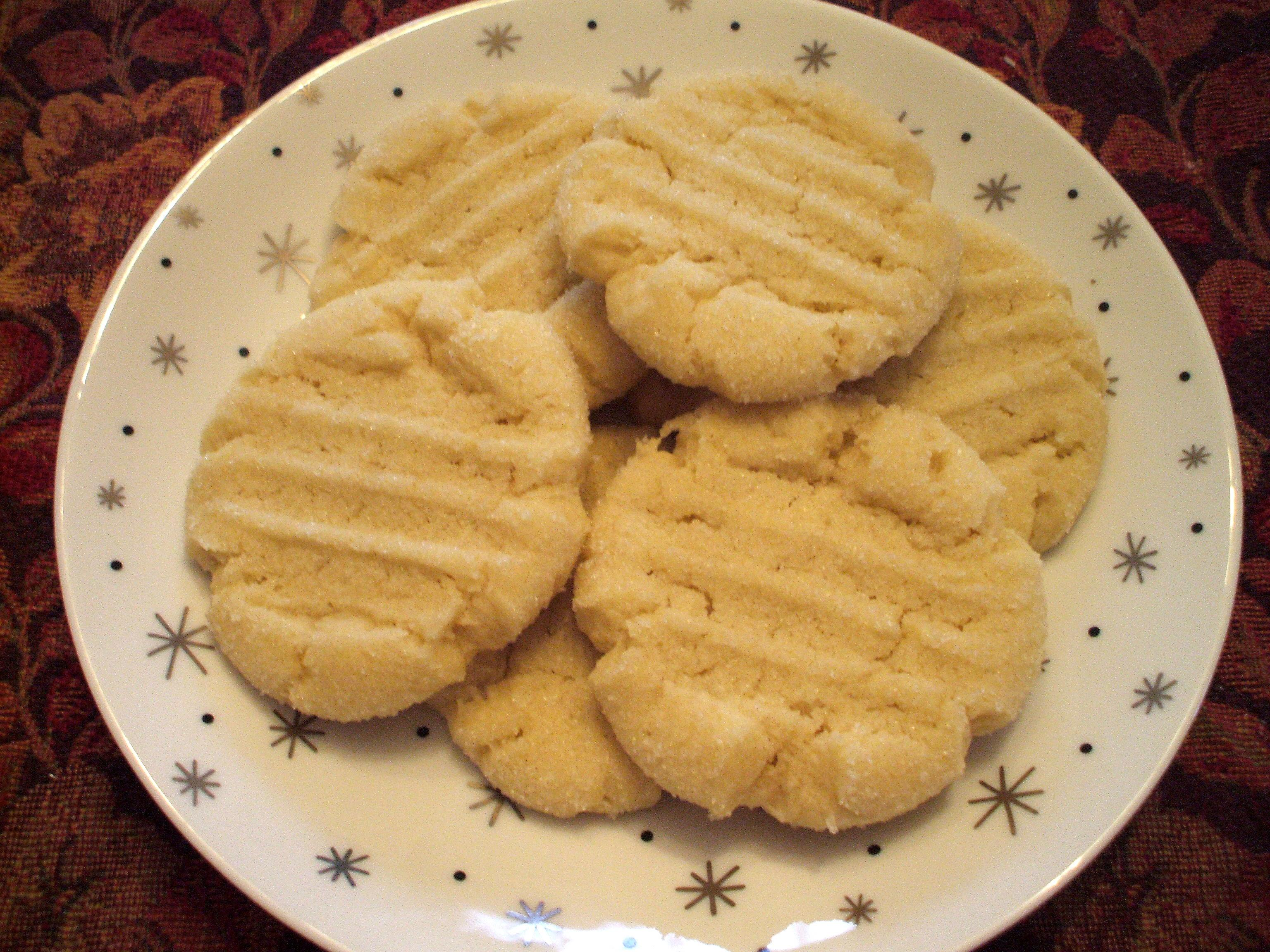The Best Sugar Cookies In the World