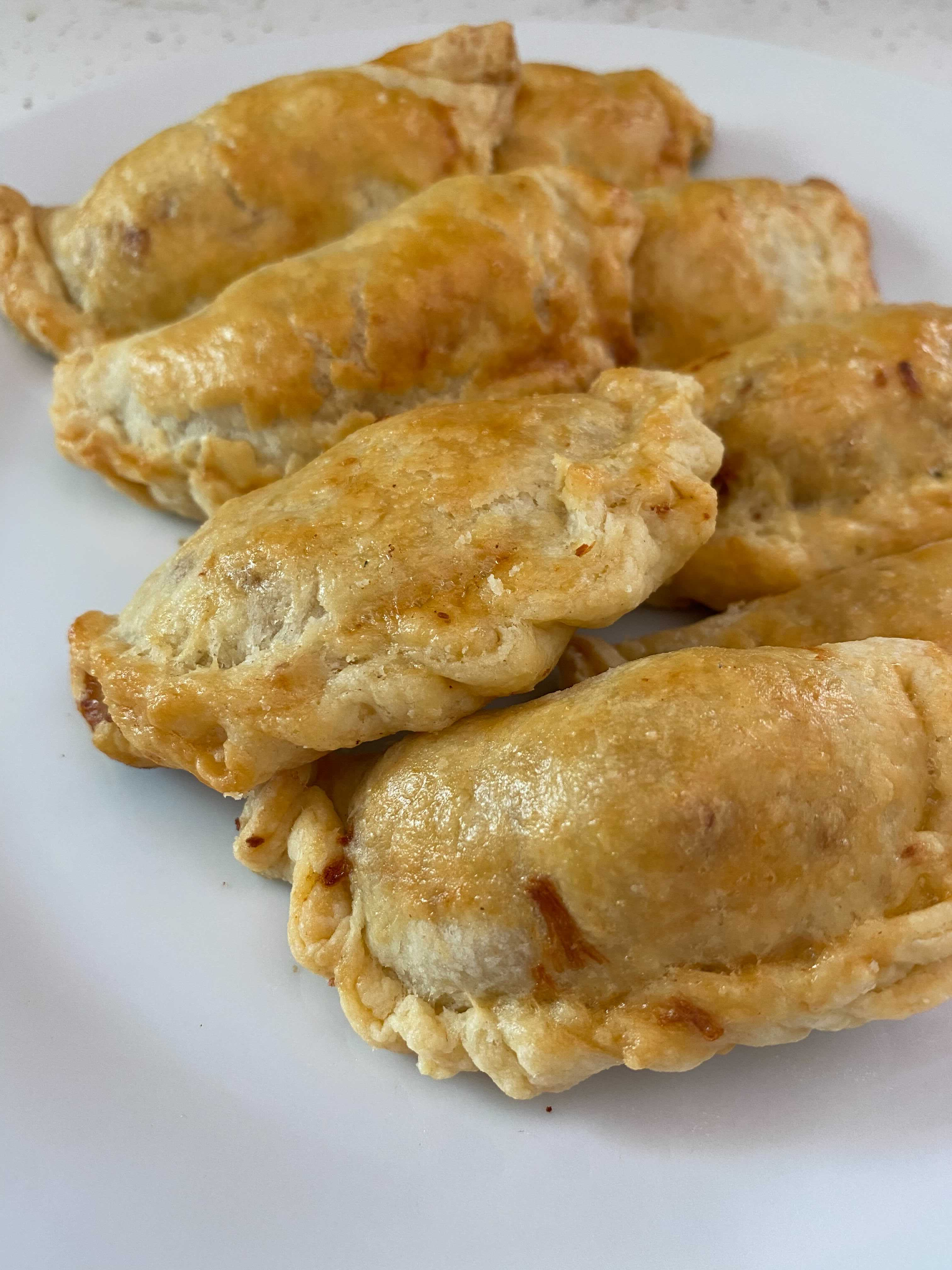 RECIPE: Mini Chicken Adobo hand pies