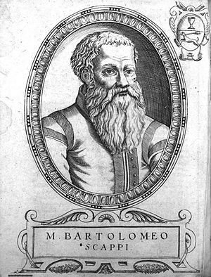 Bartolomeo Scappi, witness to a Renaissance Papal conclave