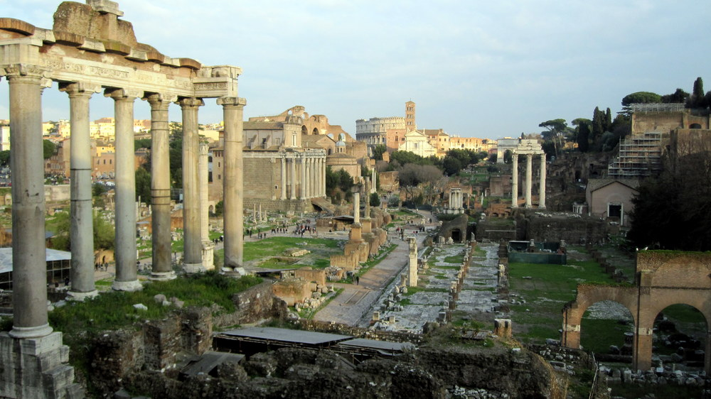 Ancient Rome – Podcast Style