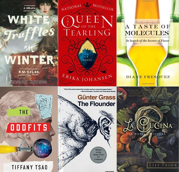 52 in 52: January Books Read