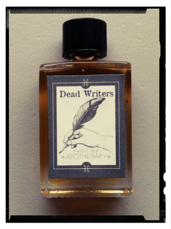 New Fragrance Trend - Dead Authors Cologne